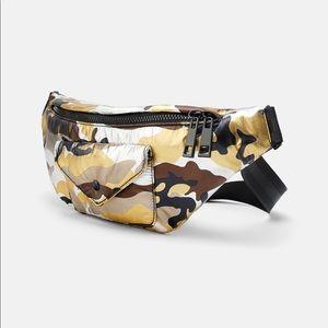 Fanny pack Camouflage Crossbody Belt Bag